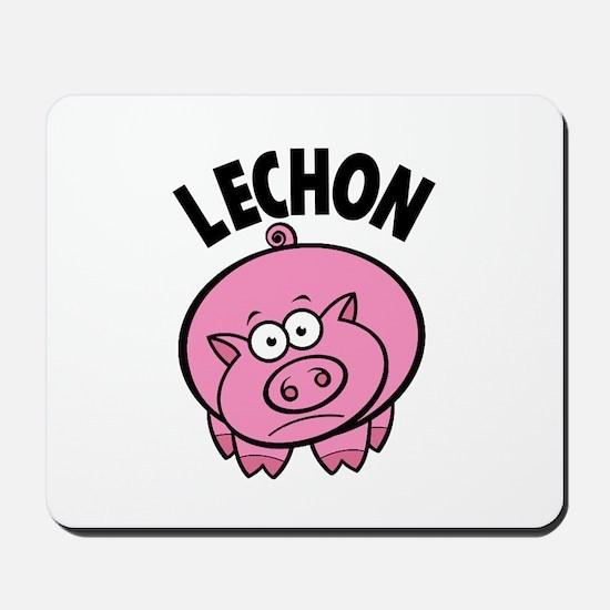 Lechon Mousepad
