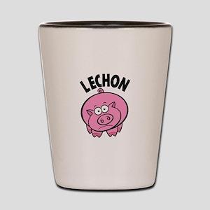 Lechon Shot Glass
