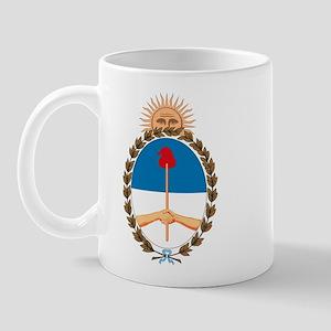 Argentina Coat of Arms Mug