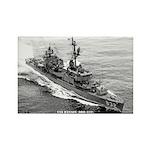 USS HANSON Rectangle Magnet