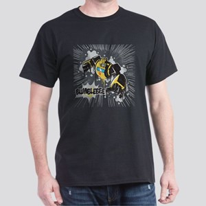 Transformers Comic Bumblebee Dark T-Shirt