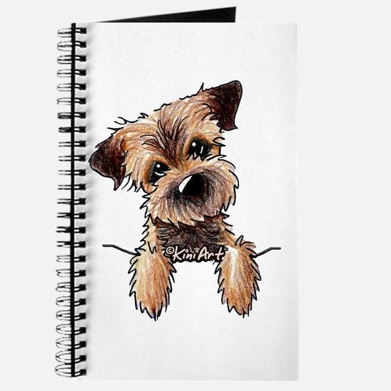 Pocket Border Terrier Journal