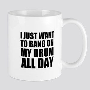 Bang On My Drum Mug