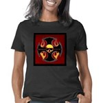 bonehead red design Women's Classic T-Shirt