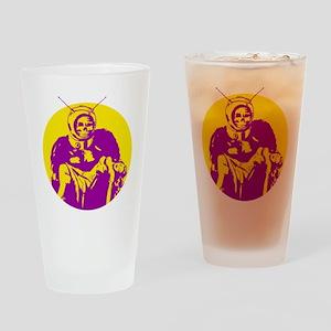 """""""Robot Monster"""" Drinking Glass"""