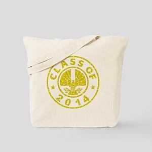 Class Of 2014 Eagle Tote Bag