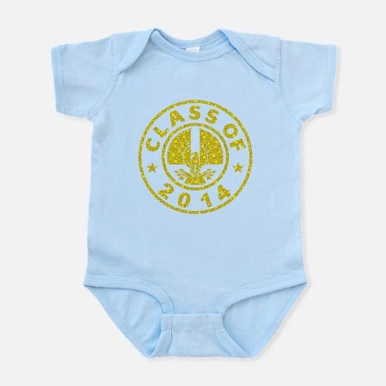 Class Of 2014 Eagle Infant Bodysuit