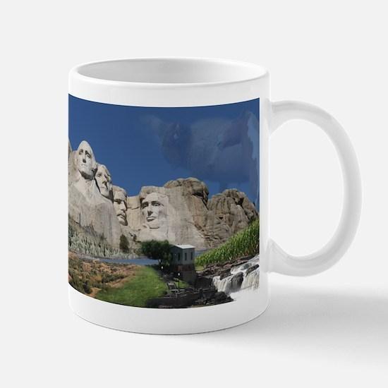 Across South Dakota 2 Mug
