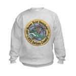 USS DESOTO COUNTY Kids Sweatshirt