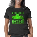 HillBillyHotRod Green Women's Classic T-Shirt