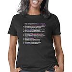 scrapbook-blk Women's Classic T-Shirt
