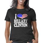 ilovehillaryclintonwht Women's Classic T-Shirt