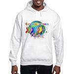World Cancer Awareness Matter Hooded Sweatshirt