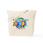 World Cancer Awareness Matter Tote Bag