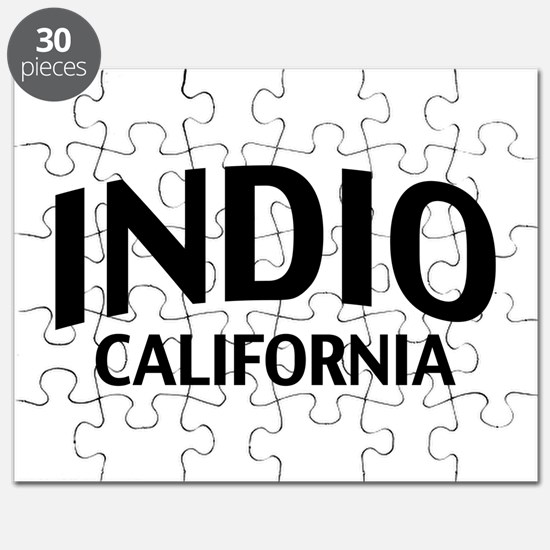 Indio California Puzzle