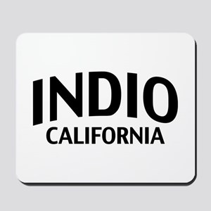 Indio California Mousepad
