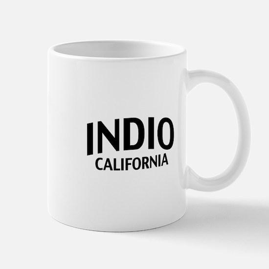 Indio California Mug