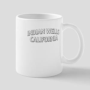 Indian Wells California Mug