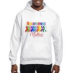 Ribbon Awareness Matters Hooded Sweatshirt