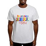 Ribbon Awareness Matters Light T-Shirt