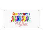 Ribbon Awareness Matters Banner