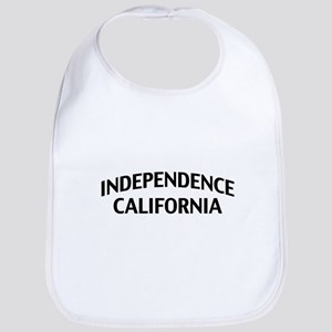 Independence California Bib