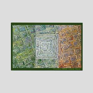 Siochain (Peace) Rectangle Magnet