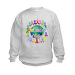 World Awareness Matters Kids Sweatshirt