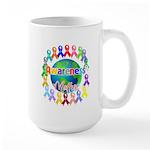 World Awareness Matters Large Mug
