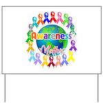 World Awareness Matters Yard Sign