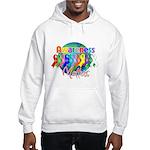Globe Awareness Matters Hooded Sweatshirt