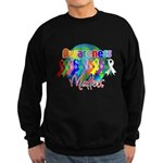 Globe Awareness Matters Sweatshirt (dark)