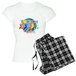 Globe Awareness Matters Women's Light Pajamas
