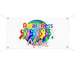Globe Awareness Matters Banner