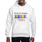 Cancer Ribbon Matters Hooded Sweatshirt