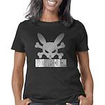oct 1 tshirt logo rabbit Women's Classic T-Shirt