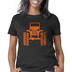 orange big wheel Women's Classic T-Shirt