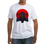 Kendo men2 Fitted T-Shirt