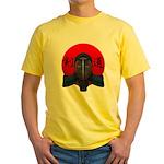 Kendo men2 Yellow T-Shirt