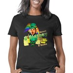 Obama Leprechaun dk Women's Classic T-Shirt
