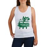 Owl T-shirts Women's Tank Top