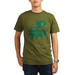 Owl T-shirts Organic Men's T-Shirt (dark)