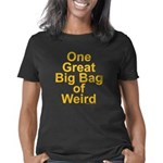 bagweird.10x10.b Women's Classic T-Shirt