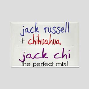 Jack Chi PERFECT MIX Rectangle Magnet