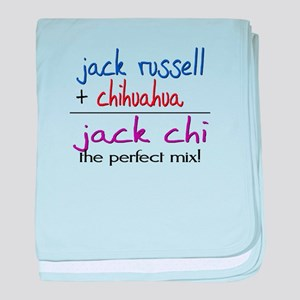 Jack Chi PERFECT MIX baby blanket