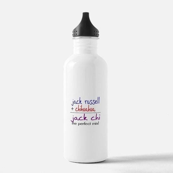 Jack Chi PERFECT MIX Water Bottle