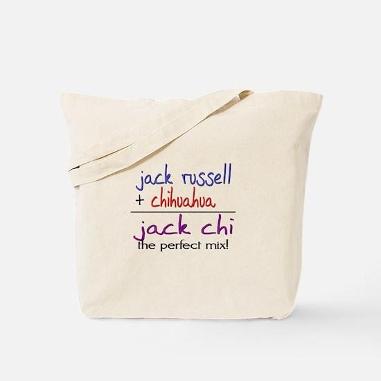 Jack Chi PERFECT MIX Tote Bag