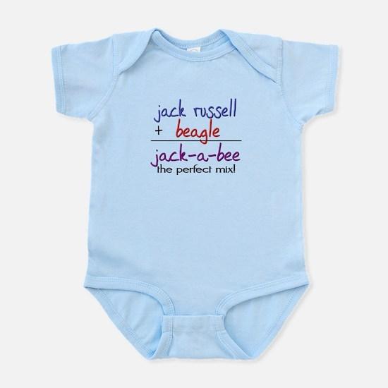 Jack-A-Bee PERFECT MIX Infant Bodysuit