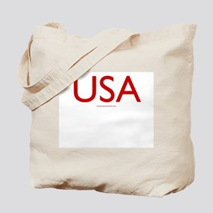 USA (Red) - Tote Bag