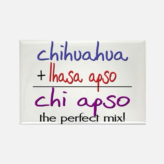 Chi Apso PERFECT MIX Rectangle Magnet